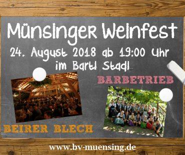 Weinfest und Oldtimertreffen 2018